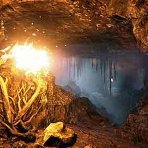 Kholat - Something's Burning Inside the Cave