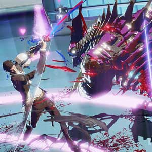 Killer is Dead Enemy