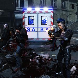 Killing Floor 2 - Characters
