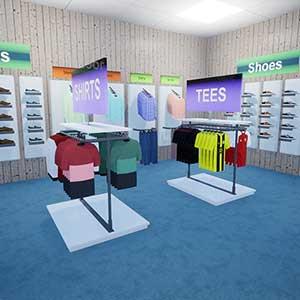 King of Retail - Clothing