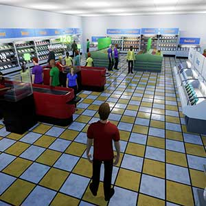 King of Retail - Grocery