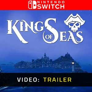 King Of Seas Nintendo Switch Video Trailer