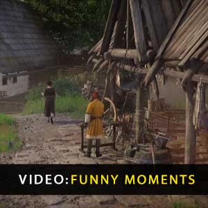 Kingdom Come Deliverance Funny Moments