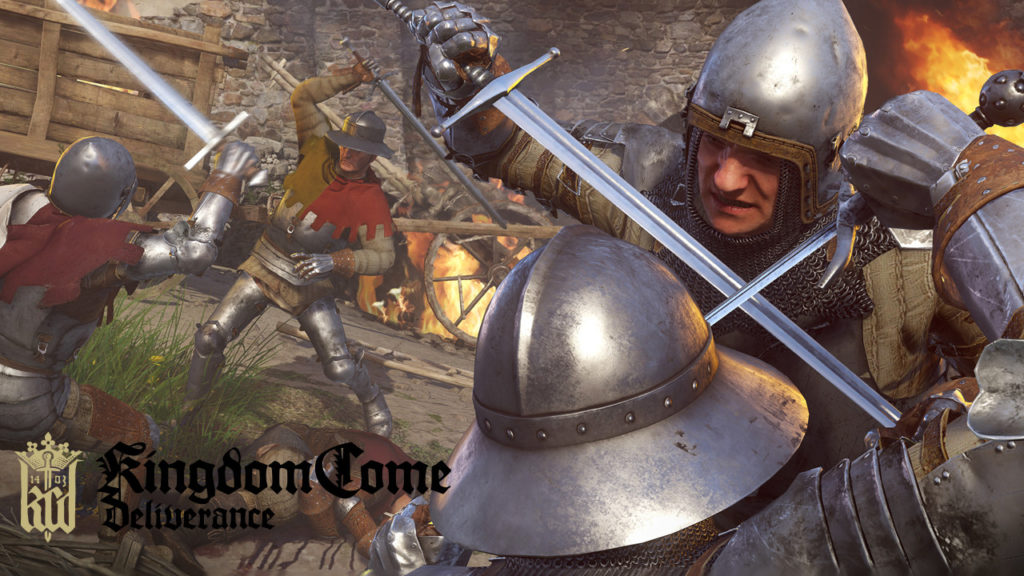 Kingdom Come Deliverance Update Banner