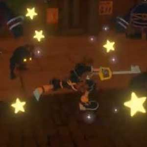Kingdom Hearts 3 Xbox One Fight