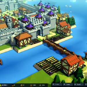 Kingdoms and Castles Gameplay