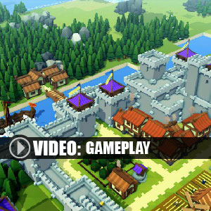 Kingdoms and Castles Gameplay Video
