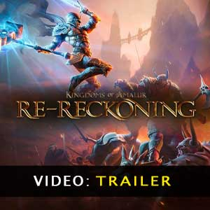 Kingdoms of Amalur Re-Reckoning trailer video