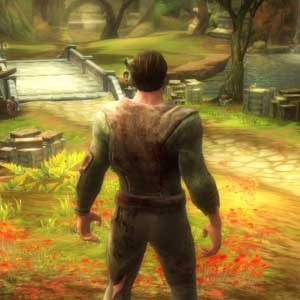Kingdoms of Amalur Reckoning - Character