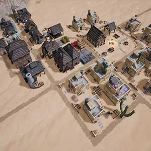 Kingdoms Reborn Desert