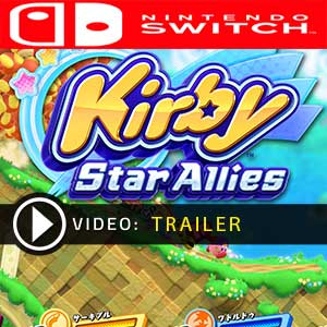 Kirby Star Allies Nintendo Switch Prices Digital or Box Edition