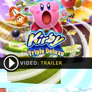 Kirby Triple Deluxe 3DS Prices Digital or Box Edition