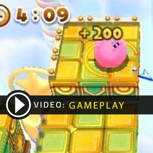 Kirbys Blowout Blast Nintendo 3DS Gameplay Video