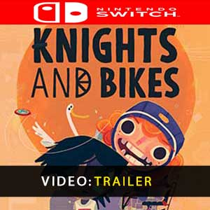 Knights and Bikes Nintendo Switch Prices Digital or Box Edition