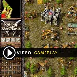 Knights and Merchants Gameplay Video