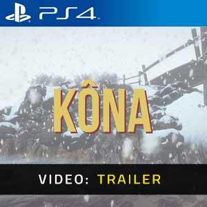 Kona Video PS4 Trailer