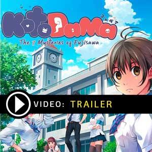 Kotodama The 7 Mysteries of Fujisawa Digital Download Price Comparison