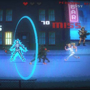 Kung Fury Street Rage - Fight Mode