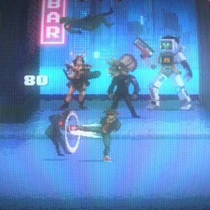 Kung Fury Street Rage - Beat Nazis