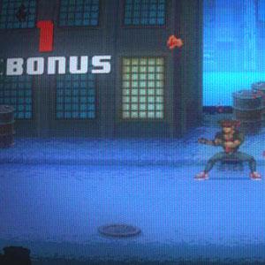 Kung Fury Street Rage - Bonus!