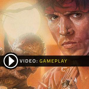 Kung Fury Street Rage Gameplay Video