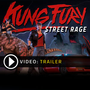 Kung Fury Street Rage Digital Download Price Comparison