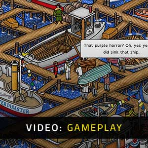 Labyrinth City Pierre the Maze Detective Gameplay Video