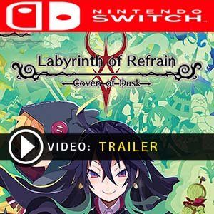 Labyrinth of Refrain Coven of Dusk Nintendo Switch Prices Digital or Box Edition