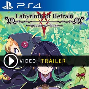 Labyrinth of Refrain Coven of Dusk PS4 Prices Digital or Box Edition