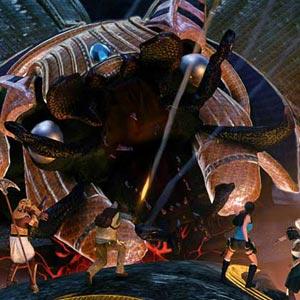 Lara Croft and the Temple of Osiris - Boss Battle