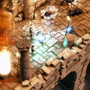 Lara Croft and the Temple of Osiris - Fight