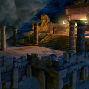 Lara Croft and the Temple of Osiris - Temple