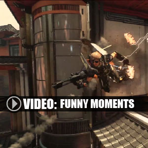 LawBreakers Funny Moments