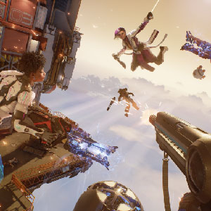 LawBreakers Gameplay Image
