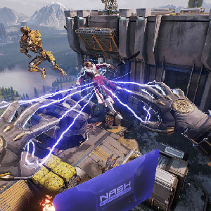 LawBreakers Battle Scene