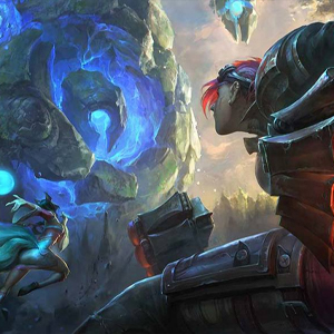 League of legends free to play art