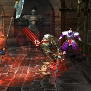Legacy of Kain Defiance Fight