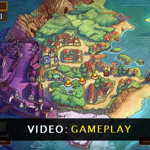 Legend of Fae Gameplay Video