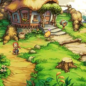 Legend of Mana World