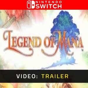 Legend of Mana Nintendo Switch Video Trailer