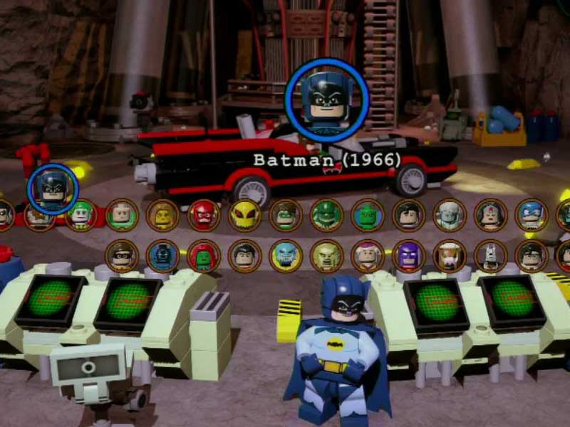 LEGO Batman The Videogame Digital Download Price ...
