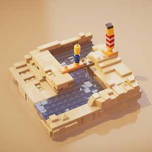 LEGO Builder's Journey River