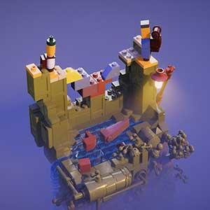 LEGO Builder's Journey Bridge
