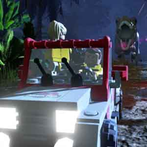 LEGO JURASSIC WORLD The Chase