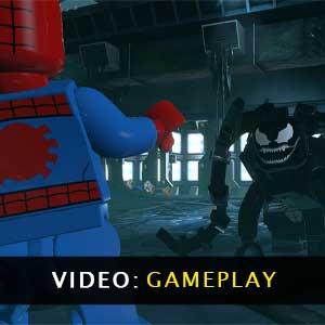 LEGO Marvel Super Heroes gameplay