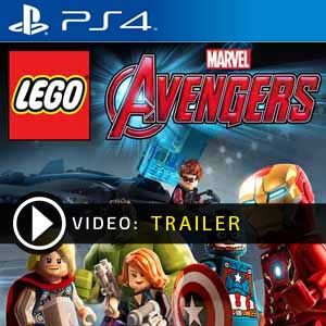 LEGO Marvel Avengers Ps4 Code Price Comparison