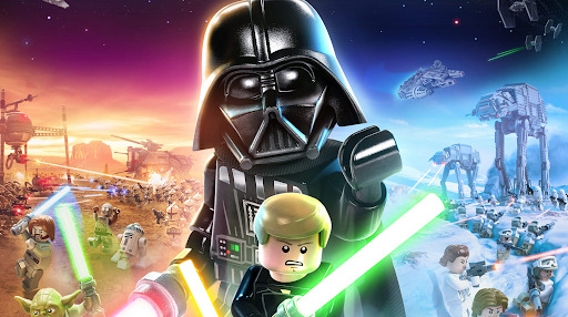 what characters are in LEGO Star Wars: The Skywalker Saga?