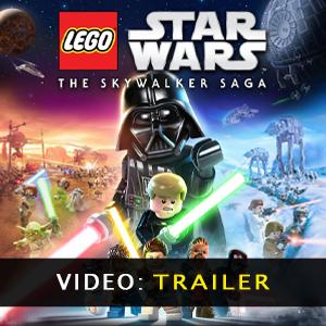 LEGO Star Wars The Skywalker Saga Video Trailer