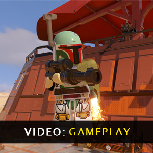 LEGO Star Wars The Skywalker Saga Gameplay Video