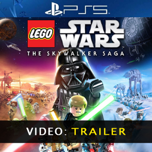 LEGO Star Wars The Skywalker Saga Video Trailer